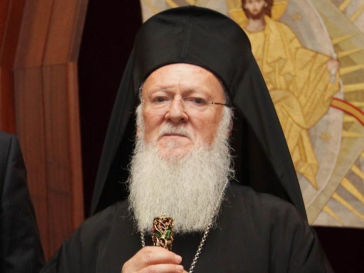 Ο Οικουμενικός Πατριάρχης την Τρίτη 6 Ιουνίου στην Αθήνα