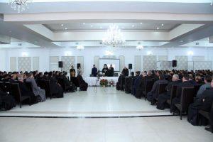 Ιερατικό Συνέδριο στην Αρχιεπισκοπή Αρτζεσάνου Ρουμανίας.
