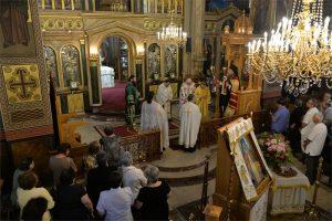 """Ο Πειραιώς Σεραφείμ επεσήμανε με νόημα: """"Οι Άγιοι της Εκκλησίας μας δεν συσχηματίστηκαν με τις εξουσίες του κόσμου!"""""""
