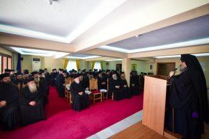 Τελευταία Γενική Ιερατική Σύναξη της Ι. Μ. Λαγκαδά, Λητής και Ρεντίνης