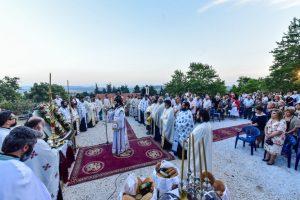 Θεμελίωση νέου Ιερού Ναού και Πανηγυρικός Εσπερινός της εορτής των Αγίων Αποστόλων Πέτρου και Παύλου
