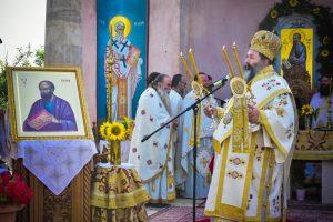 Πανηγυρική Αρχιερατική Θεία Λειτουργία επί τη εορτή των Αγίων Αποστόλων Πέτρου και Παύλου