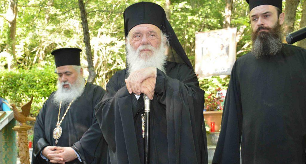 Αρχιεπίσκοπος «Παντρευτήκαμε ποτέ την Πολιτεία, ή η Πολιτεία εμάς για να χωρίσουμε;»