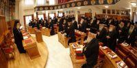 Αποφάσεις πρώτης Συνεδρίας της Ιεράς Συνόδου της Ιεραρχίας