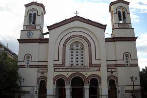 Πανήγυρη ιερού ναού Αποστόλου Παύλου οδού Ψαρών