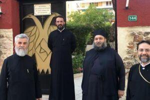 Η Ιερά Μονή Αγίου Παντελεήμονος της Ι.Μ. Ιλίου