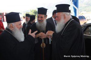 Ο Αρχιεπίσκοπος αύριο στη Λέσβο.