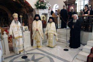 Η τελευταία Κυριακή της Αγίας Ελένης στην Ελλάδα