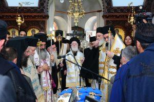 Αποχαιρετιστήριο μήνυμα από Οικ. Πατριαρχείο και Εκκλησία της Κρήτης στον Κ. Μητσοτάκη!