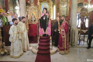 Η Σύρος τίμησε την Ιερά μνήμη του Αγίου Δωροθέου & τα ονομαστήρια του Ποιμενάρχου της