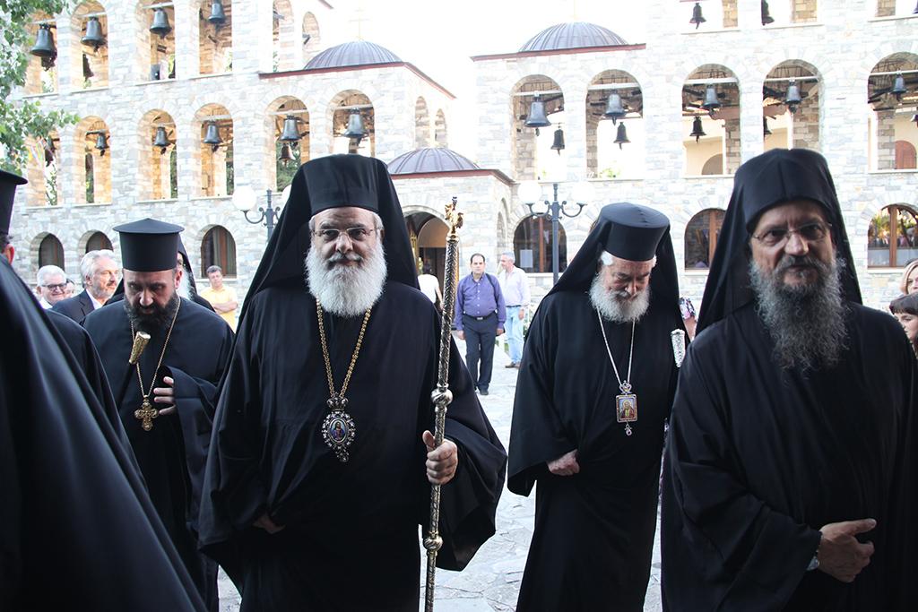Η εορτή του Αγίου Αυγουστίνου στο Τρίκορφο της Φωκίδος