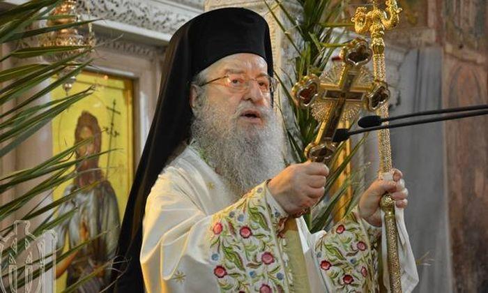 Διαψεύδει τα σενάρια παραίτησής του ο Γέρων Θεσσαλονίκης Άνθιμος.