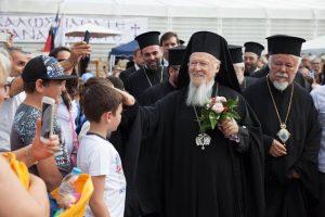 Το οδοιπορικό του ταξιδιού του Οικουμενικού Πατριάρχη Βαρθολομαίου στη Γερμανία