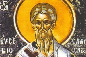 Μνήμη του Αγίου Ευσεβίου επισκόπου Σαμοσάτων, του Ελληνιστικού Βασιλείου της Κομμαγηνής