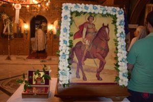 Μέγας Πανηγυρικός Εσπερινός Αγίου Προκοπίου