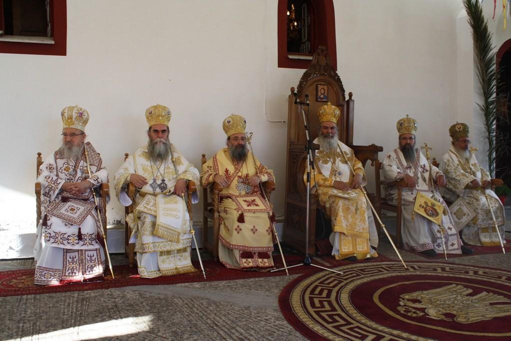 Πρώτος επίσημος εορτασμός Αγίου Βλασίου του Ακαρνάνος