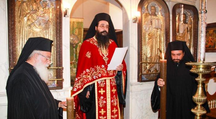 Αρχιεπίσκοπος Καττάρων Μακάριος: Το σχέδιο για την φυγή μας αν χρειαστεί
