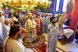 Η Εορτή του Αγίου Παντελεήμονος εις την Ιερά Μητρόπολη Λαγκαδά