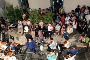 Συμφωνική μουσική απόψε στο Αρχοντικό των Μπενιζέλων