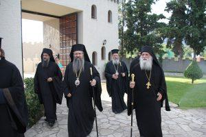 Λαμπρός εορτασμός του Οσίου Σεραφείμ του Σαρώφ στο Τρίκορφο Φωκίδος