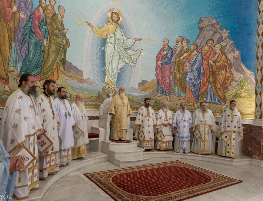 ΑΝΑΣΤΑΣΙΟΣ: 25 χρόνια προσφοράς στην Εκκλησια της Αλβανίας