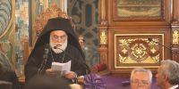 Ο συγκινητικός αποχαιρετισμός του Μητροπολίτη Μιλήτου Αποστόλου στον μακαριστό Μητροπολίτη Φιλίπππων κυρό Προκόπιο