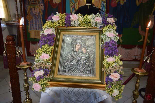 Η πρώτη Ιερά Παράκληση στην Ιερά Μητρόπολη Μεγάρων & Σαλαμίνος