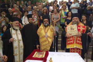 Η Μεσσήνη ξεπροβόδισε την Παναγία Βουλκανιώτισσα