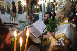 Ι.Μ. Λαρίσης: Τίμησε την εορτή της Υψώσεως του Τιμίου Σταυρού