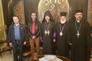 Αρμένιος Επίσκοπος στο Διδυμότειχο