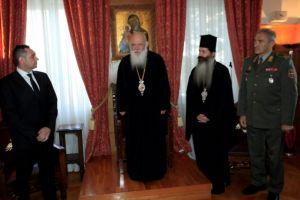 Αρχιεπίσκοπος: «οι Ορθόδοξοι σήμερα καλούμαστε να είμαστε ενωμένοι και με περισσότερη αυτοθυσία ο ένας για τον άλλο»