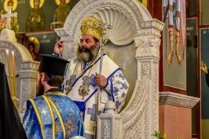 Ύψωσιν του Τιμίου και Ζωοποιού Σταυρού και ημέρα μνήμης και τιμής των Αγίων Μαρτύρων Σοφίας και των τριών θυγατέρων αυτής