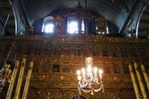Η εορτή της Αγίας Ευφημίας στο Φανάρι
