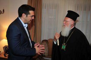 Ματαίωση του προσκυνηματικού  ταξιδιού του Πρωθυπουργού στο Άγιο Όρος και η εκεί συνάντηση με τον Οικουμενικό Πατριάρχη!