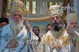 Διπλωματική απουσία ή κρύβει θυμό η  άρνηση  του Αρχιεπισκόπου να μεταβεί στα Ιωάννινα για τα εγκαίνια έργου που έδωσαν το όνομά του εν ζωή;
