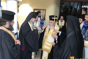 Τα Ι. Λείψανα των Αγίων Ραφαήλ, Νικολάου και Ειρήνης στο Βύρωνα