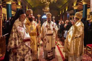Αγρυπνία στην Όσσα του Λαγκαδά προς τιμήν της Αγίας Κυράννης