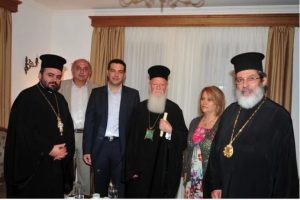 Ο Υφυπ. Εξωτερικών Γιάννης Αμανατίδης επιβέβαιωσε:«Ο πρωθυπουργός δέχθηκε 2 προσκλήσεις από τους Αγιορείτες»