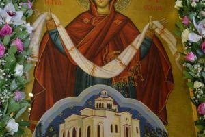Δοξολογία Εθνικής Εορτής 28ης Οκτωβρίου 1940 στην Ιερά Μητρόπολη Μεγάρων και Σαλαμίνος