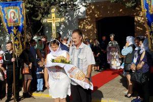 Ποιμαντική επίσκεψη του Μητροπολίτου Ισπανίας στην πόλη Villarrobledo (Albacete), στην αυτόνομη περιοχή της Καστίλλη-Λα Μάντσα