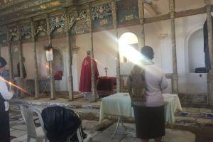 Ιστορική Θεία Λειτουργία στον Άγιο Δημήτριο Κιρκιντζέ της Μ. Ασίας