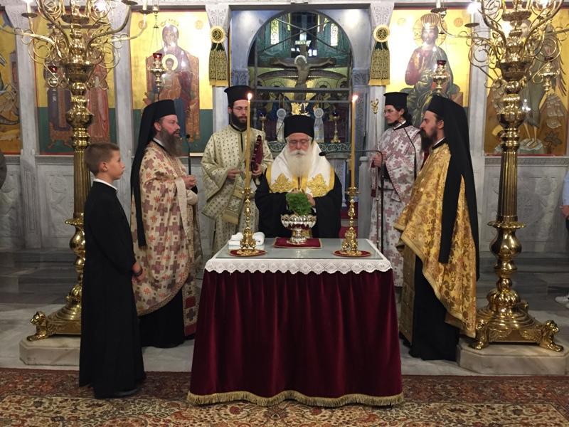 Ο Ιεροψαλτικός κόσμος της Δημητριάδος τίμησε τον Προστάτη του Όσιο Ιωάννη τον Κουκουζέλη  -Νέο ξεκίνημα στη Σχολή Βυζ. Μουσικής