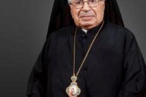 Εκοιμήθη ο Επίσκοπος Μαϊάμι Αντώνιος του Πατριαρχείου Αντιοχείας