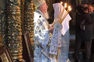 Πατριαρχική Θεία Λειτουργία και Χειροτονίες σήμερα στο Φανάρι