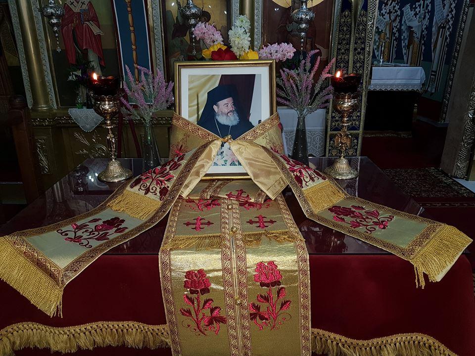 Μνημόσυνο για τον Χριστόδουλο και στη Θεσσαλονίκη