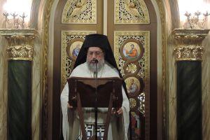 Αρχιμ. Χρυσόστομος Χρυσόπουλος: Η Παναγία ήταν, είναι και θα παραμείνει σκέπη κραταιά