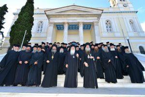 Συνεκλήθη η ετήσια Ιερατική Σύναξη της Ιεράς Μητροπόλεως Πειραιώς