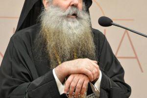 Ο Μητροπολίτης Πειραιώς Σεραφείμ στην έναρξη του «Ενορία εν δράσει»