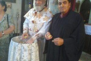 Με Χιώτες ψάλτες η Κυριακάτικη Θεία Λειτουργία της Αγ. Φωτεινής στη Σμύρνη
