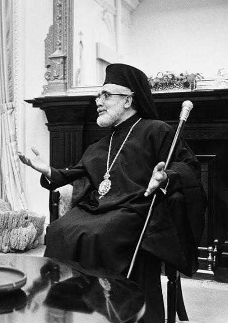 Μνήμη Αρχιεπισκοπου Αμερικής Ιακώβου